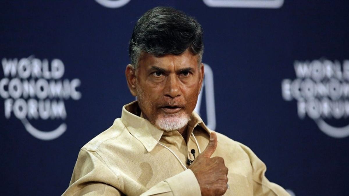 BJP, Amit Shah most corrupt in India, says Andhra Pradesh CM ChandrababuNaidu