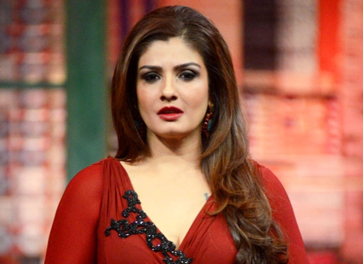 Raveena Tandon stirs controversy with her tweet on farmers strike