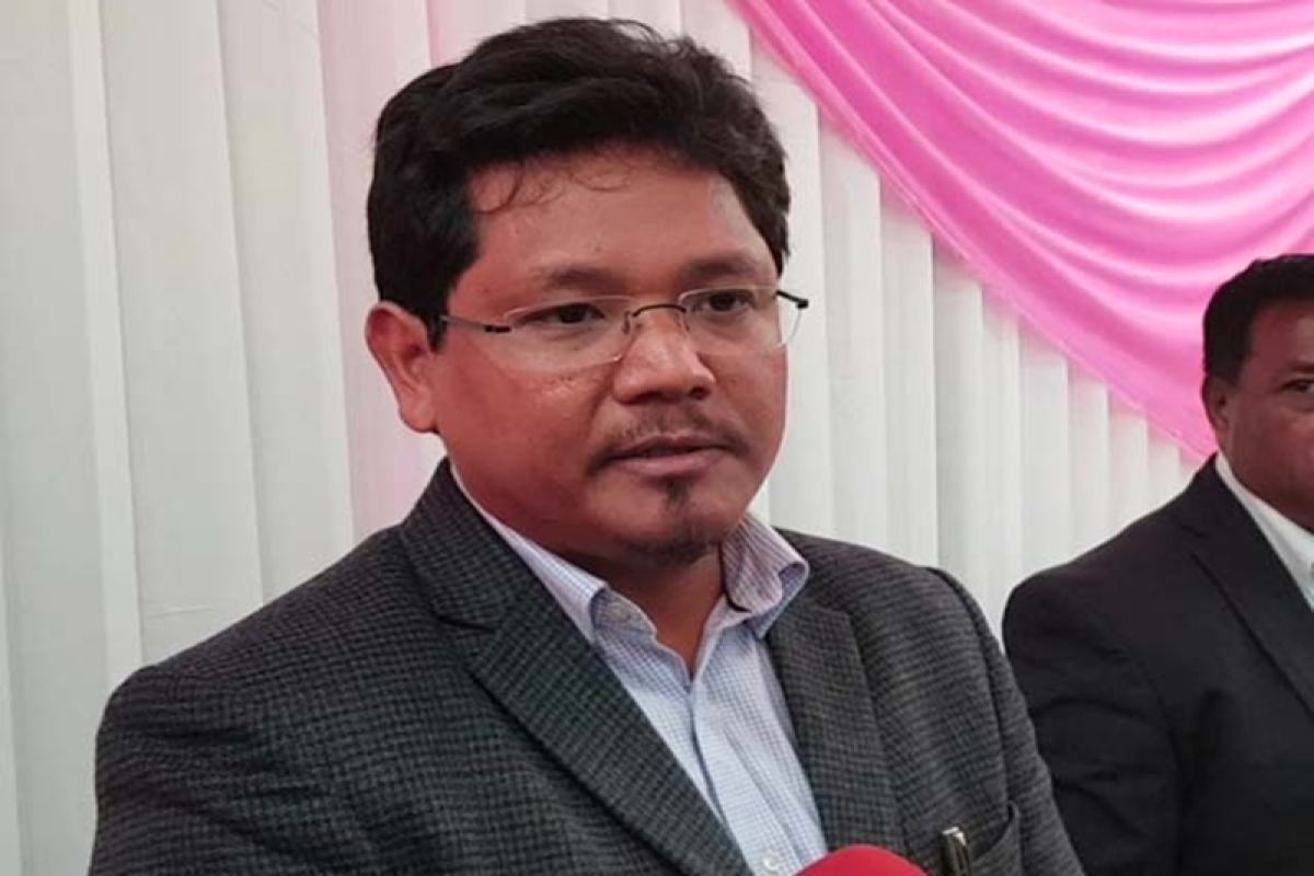 Conrad Sangma to be sworn in as Meghalaya Chief Minister today