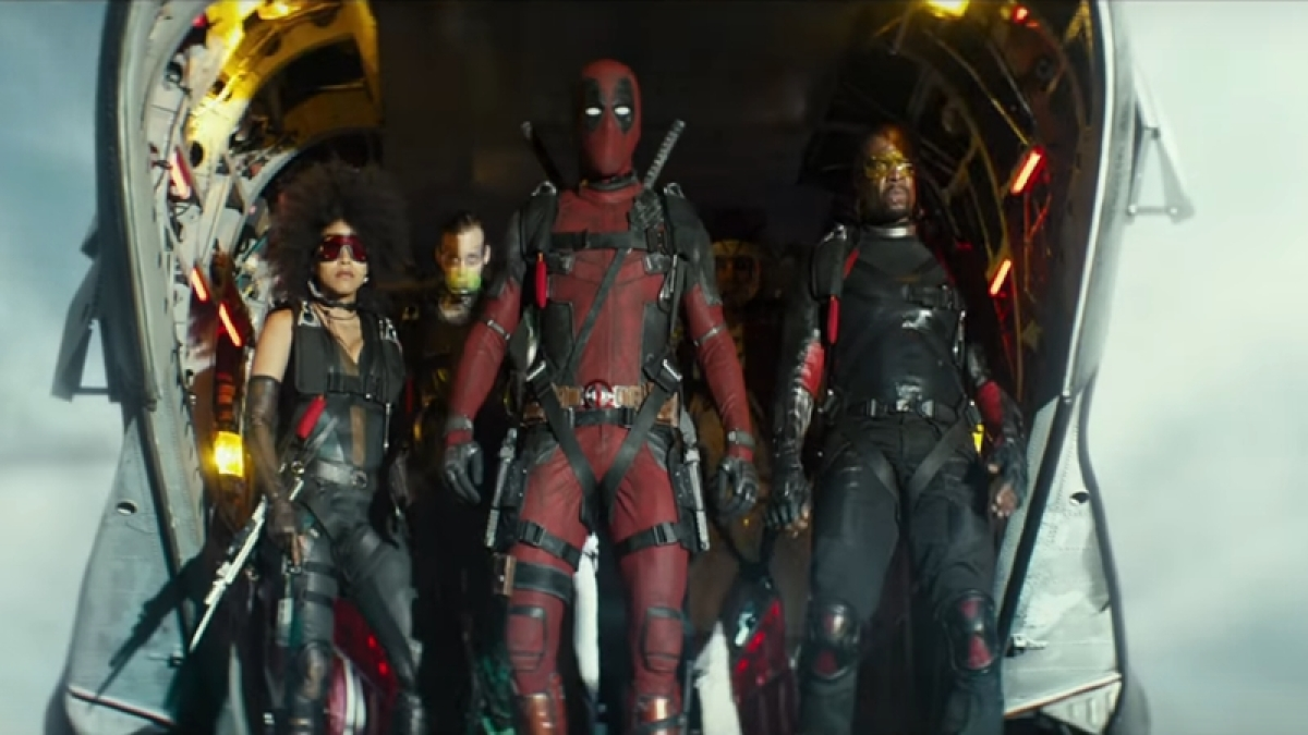 Deadpool creator Rob Liefeld cried during sequel