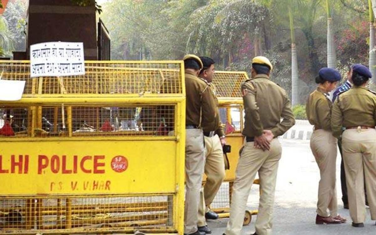 Police deny allegation of parading man naked in west Delhi