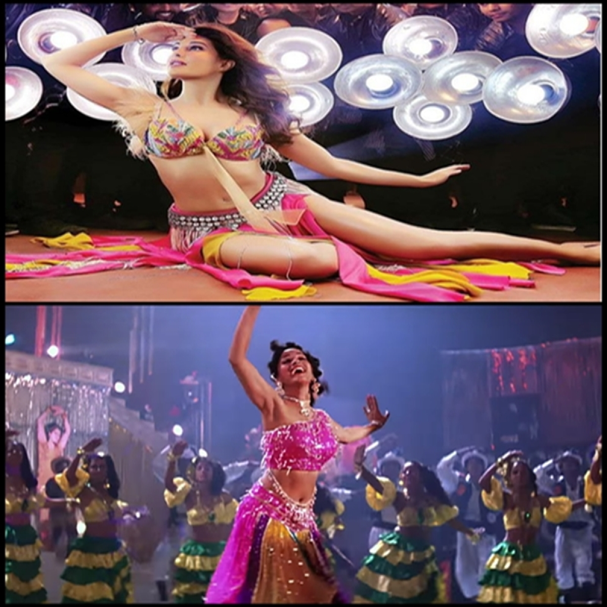 Baaghi 2: Does Jacqueline Fernandez's first look of Ek Do Teen do justice to Madhuri Dixit's iconic number? Tell us