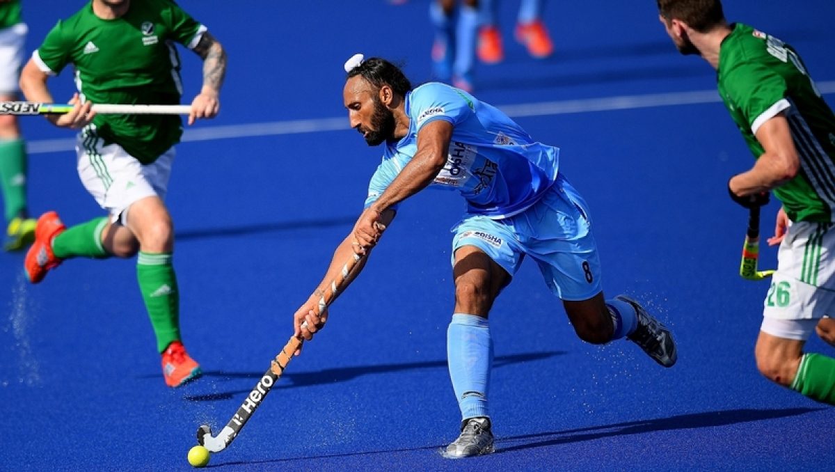 Hockey legend Sardar Singh retires from international hockey, says time for youngsters to take over