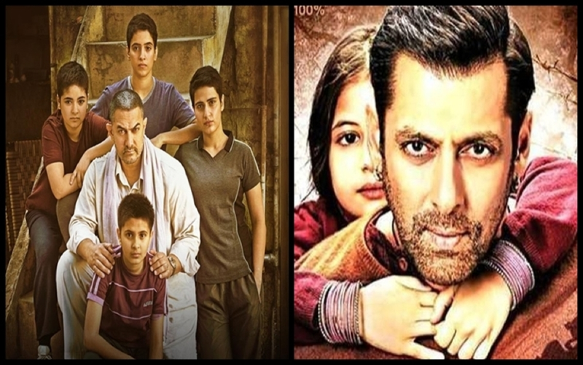 Dangal to Bajrangi Bhaijaan: Top 5 all-time worldwide grossing Indian Films