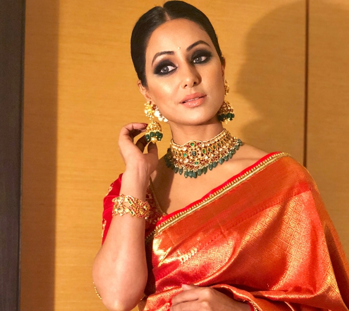 Actress Hina Khan denies allegations of Rs. 12 Lakh jewellery fraud