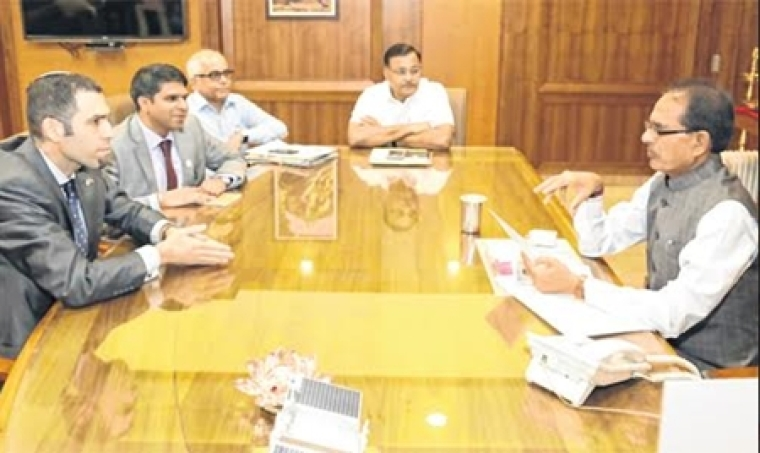 Bhopal: Israel to set up farm centres of excellence in MP