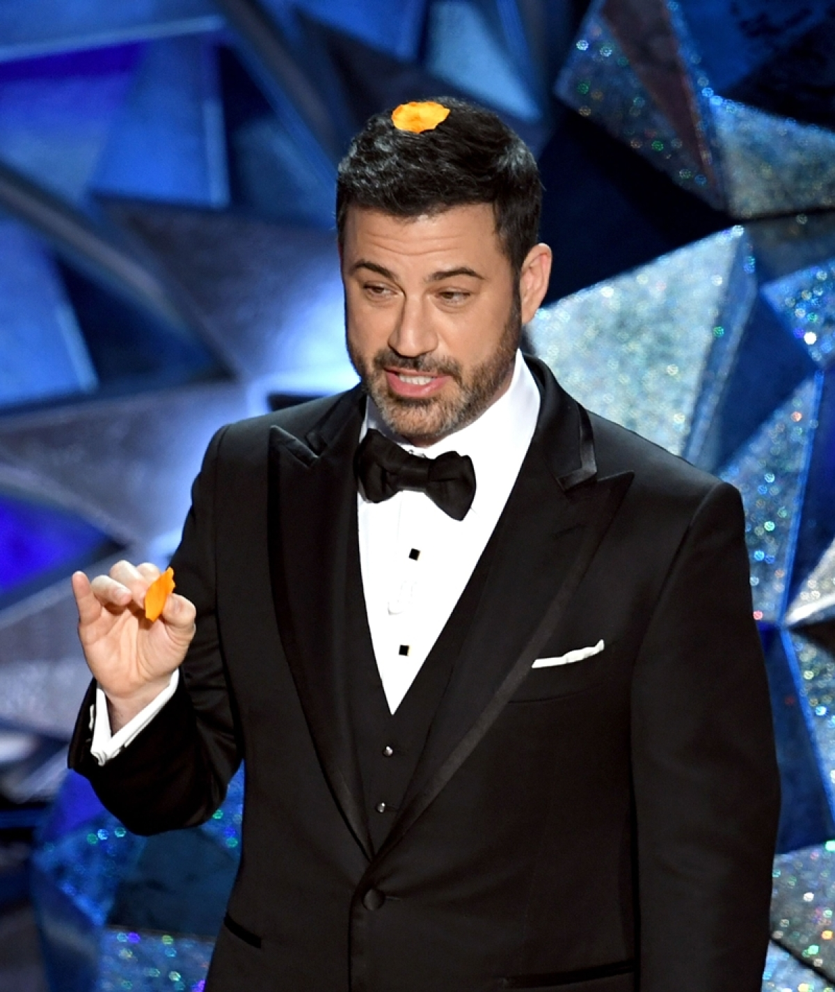 Oscars 2018: Jimmy Kimmel addresses harassment in 90th Academy Awards' opening monologue