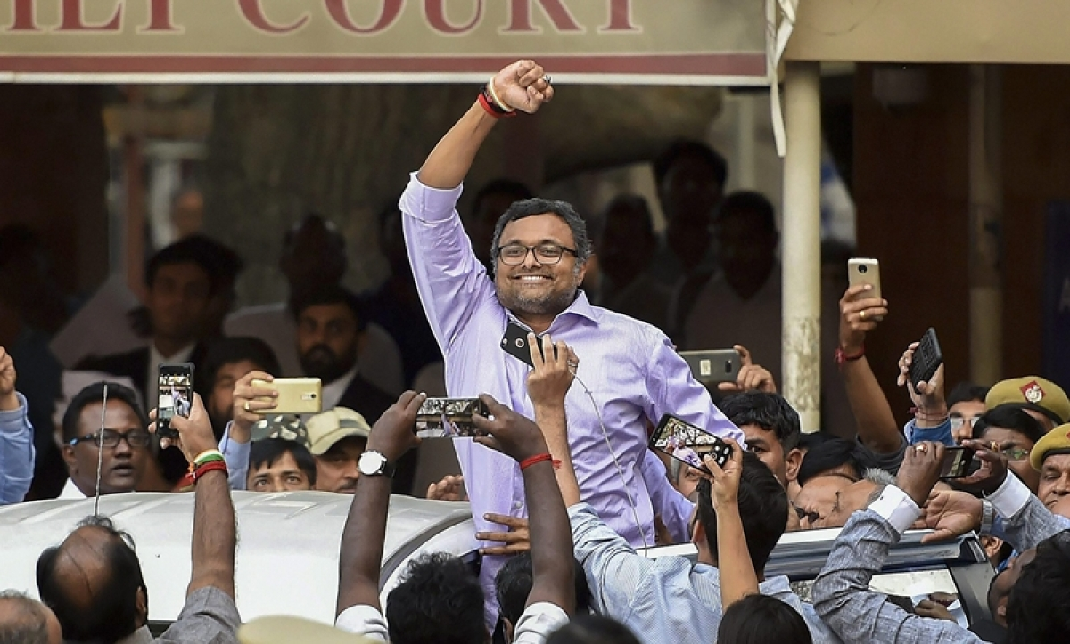 INX Media case: 'Go to hell', Karti Chidambaram tells CBI when asked about his phone's password