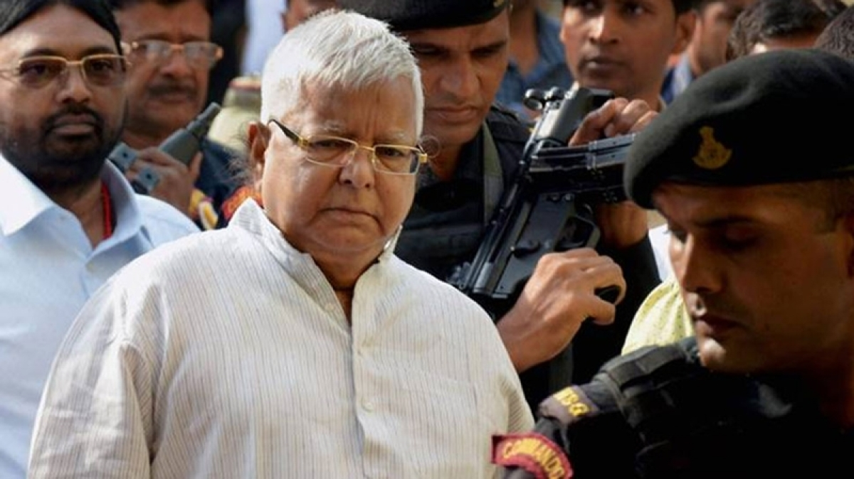 Supreme Court dismisses Lalu Yadav's bail plea in multi-crore fodder scam