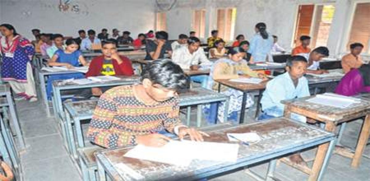 Ujjain: Police on alert as CBSE class 10 exam begins today