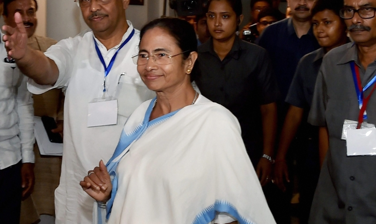 Mamata Banerjee to meet Rajnath Singh for discussion over Assam's NRC draft
