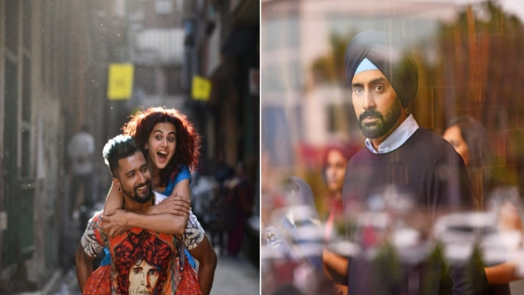 'Manmarziyaan' Celeb Review: Bollywood gives thumbs up to Abhishek Bachchan, Vicky Kaushal, Taapsee Pannu's film