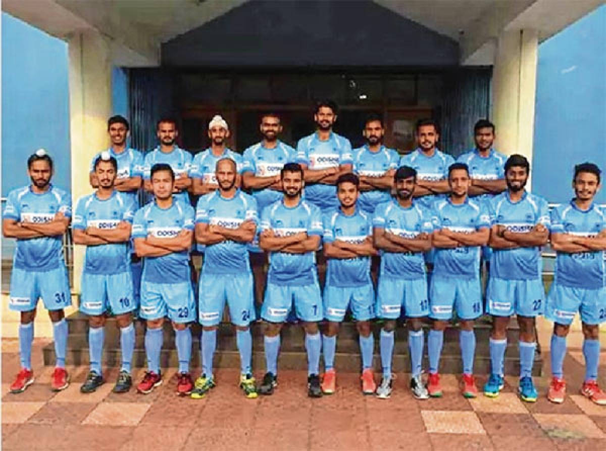 Manpreet to lead India