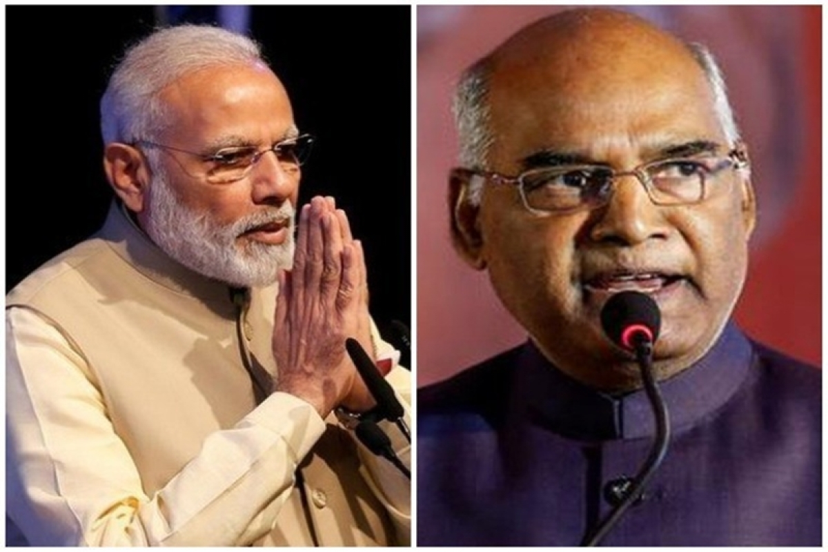 President Kovind, PM Modi extend greetings on 71st Army Day