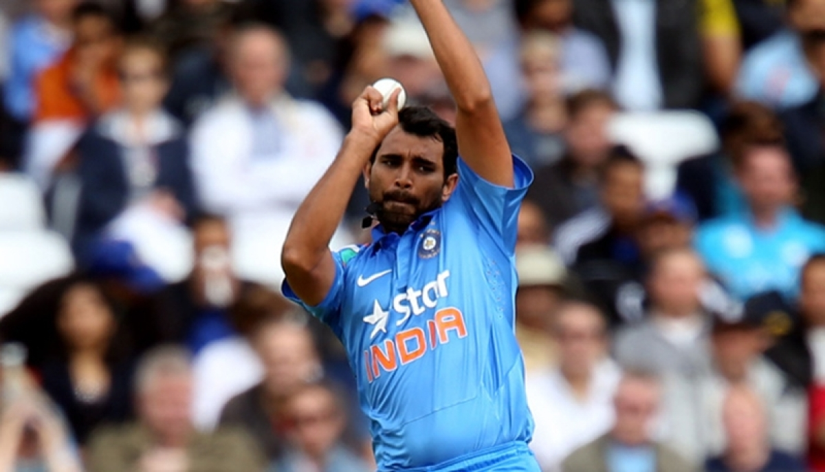 News Alerts! Cricketer Mohammed Shami donates money to families of martyred soldiers of Pulwama attack