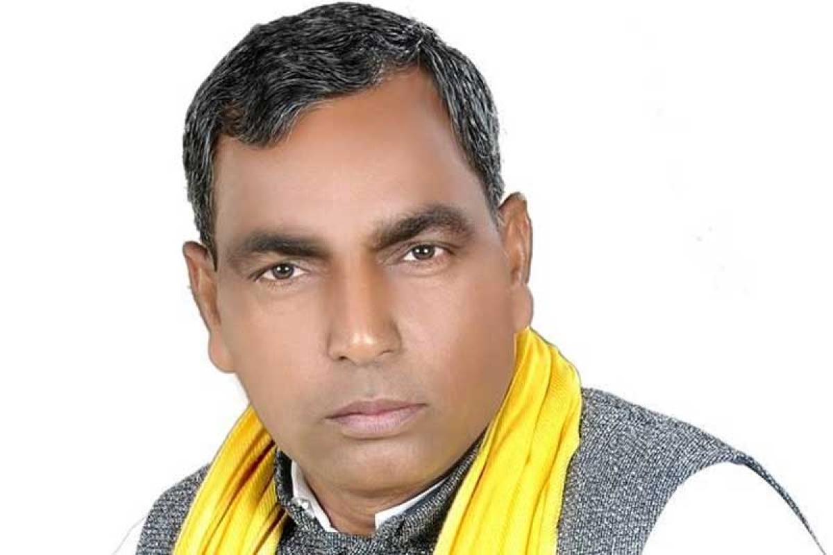 UP Minister calls BJP arrogant, power drunk