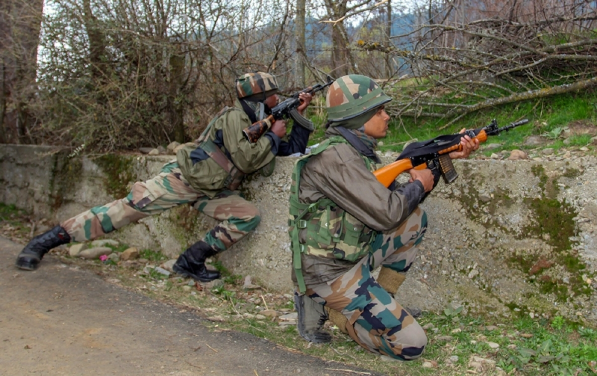 Jammu and Kashmir: Huge cache of arms, ammunition revovered from Kupwara forest