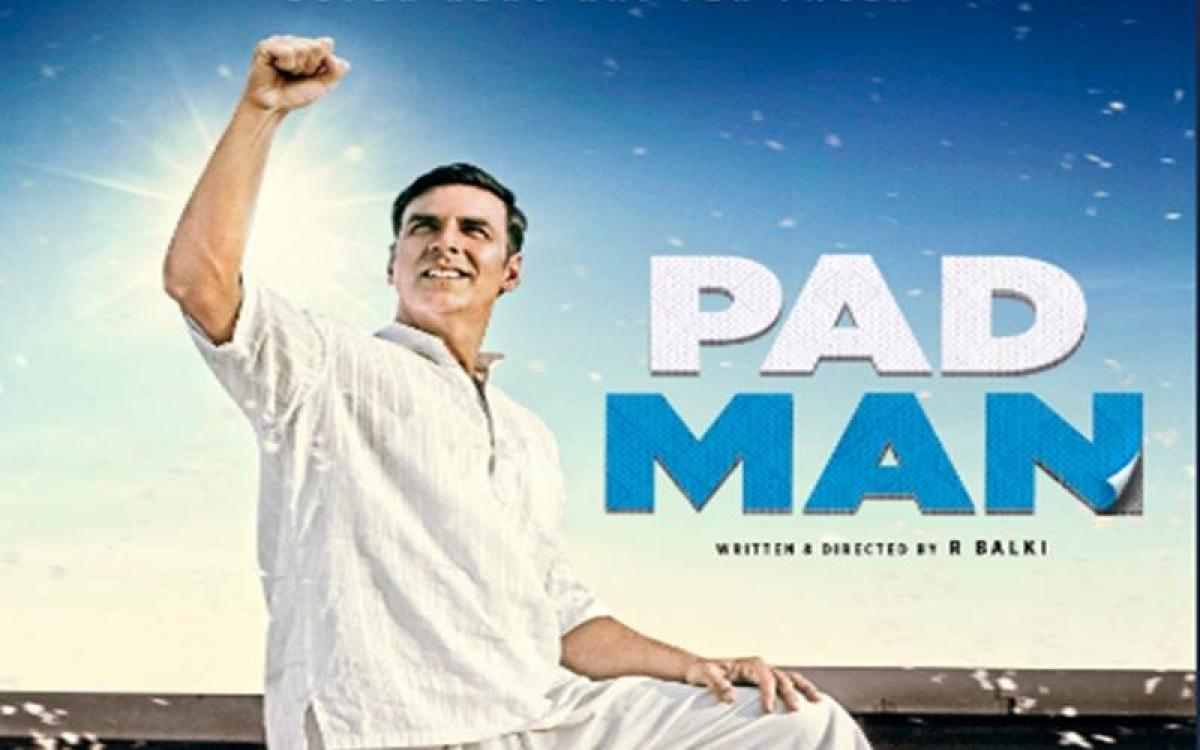 Akshay Kumar bags in Rs 40 crores for PadMan
