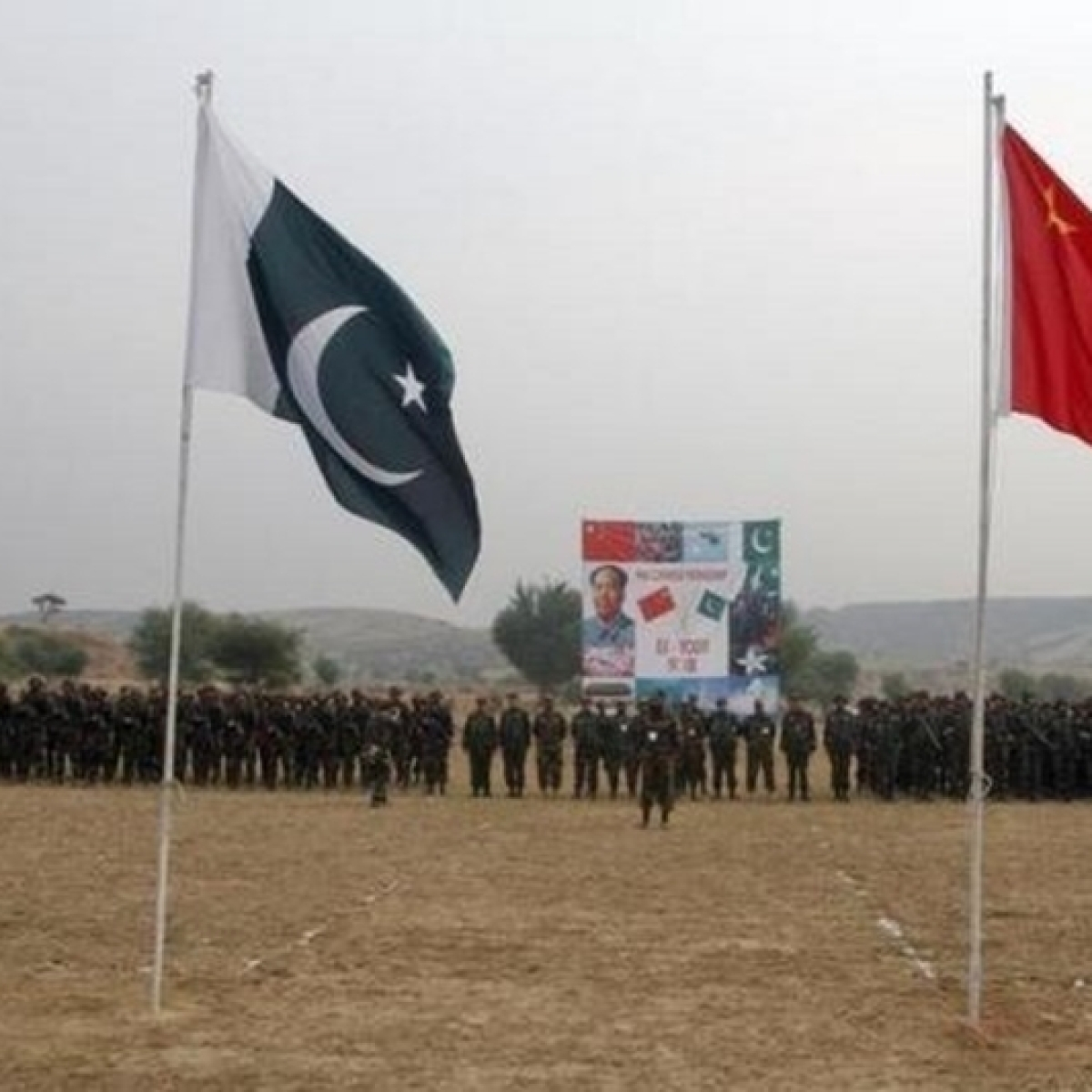 China using Pakistan for military logistics facilities: US Defence report