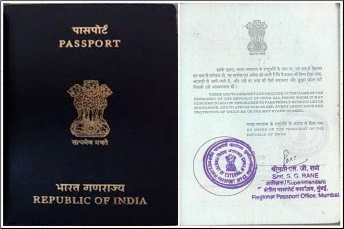 Step by step guide of how to change address on the passport
