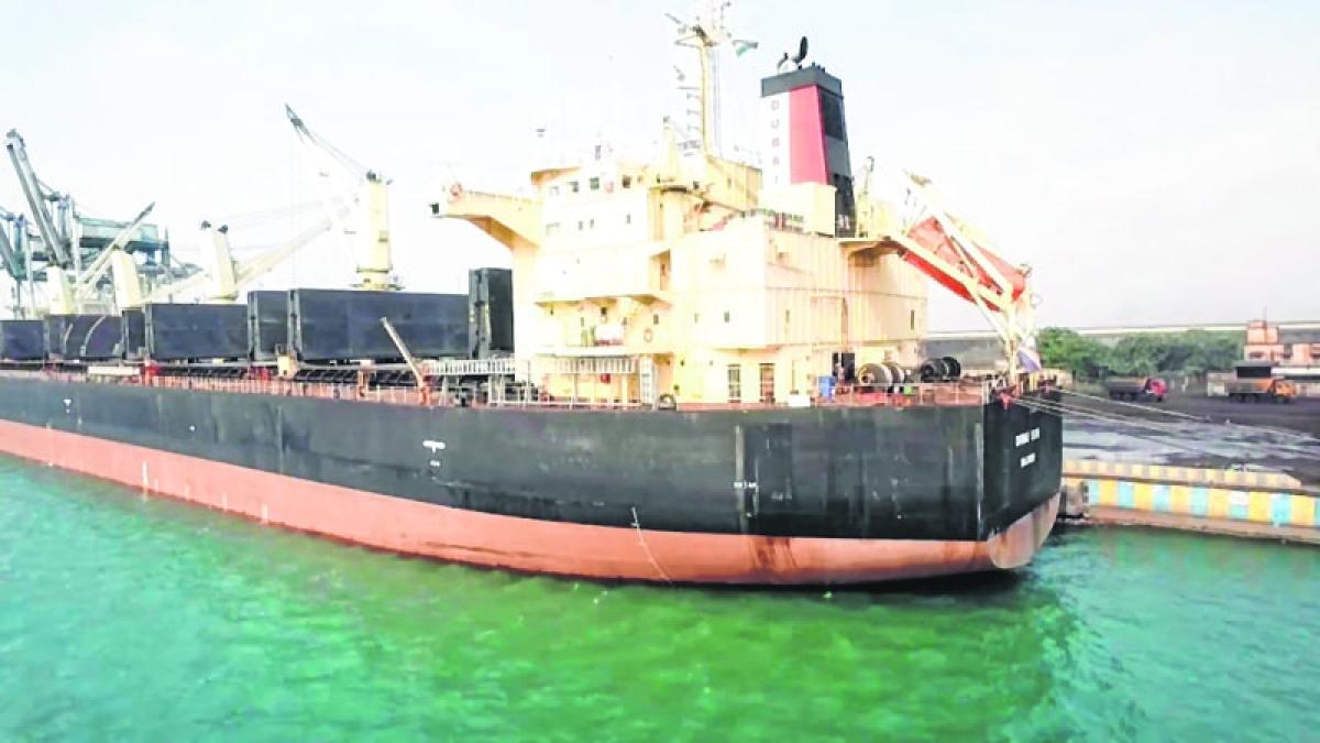 Paradip Port to raise capacity