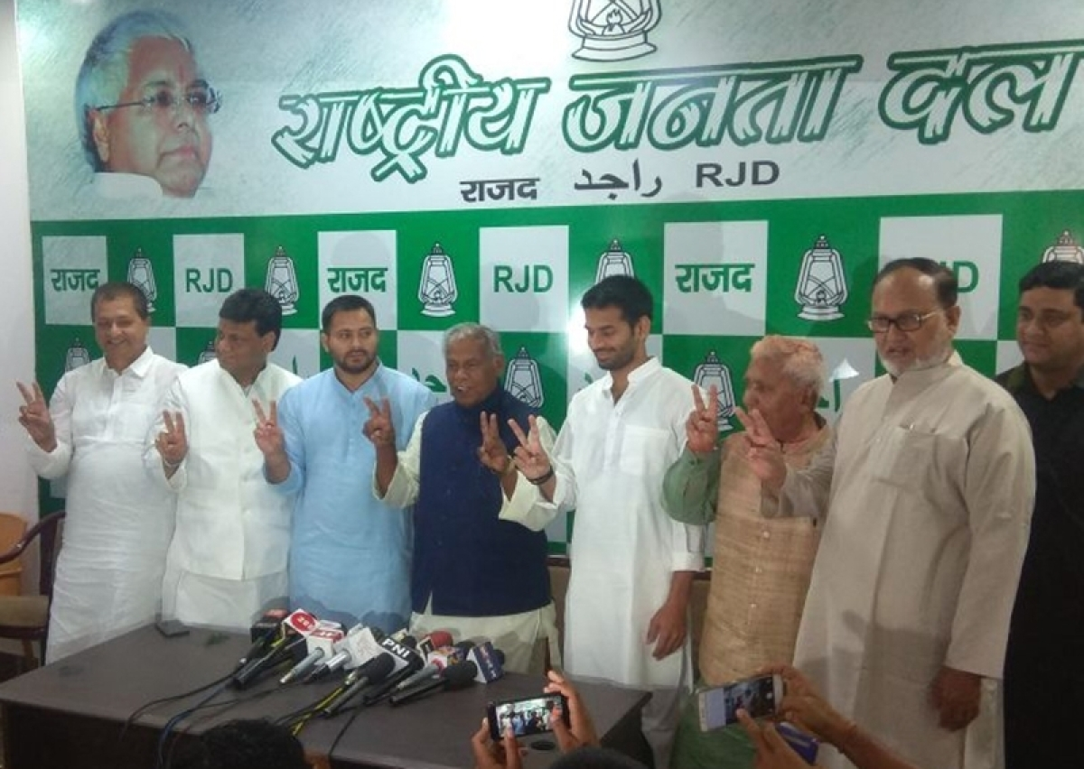 Bihar Bypolls: RJD wins Araria Lok Sabha seat, shares honours with BJP in assembly results