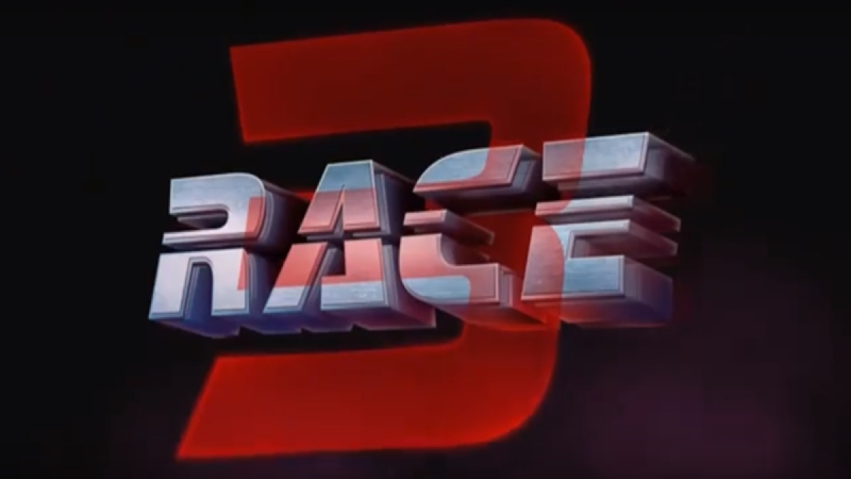 Race 3 motion poster: Get ready for Salman Khan's 'Race 3' this Eid