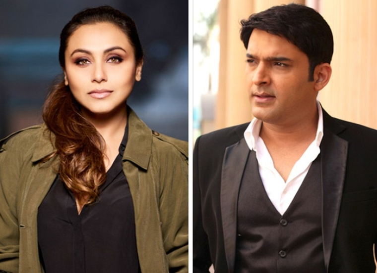 Kapil Sharma cancels shoot with Rani Mukerji this time