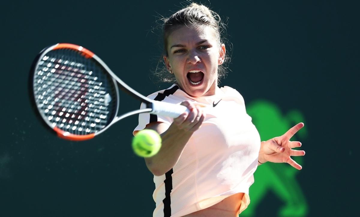 Miami Open: Simona Halep survives scare in second round; Pliskova, Angelique Kerber advance