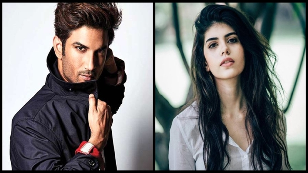 Confirmed! Sanjana Sanghi to star opposite Sushant Singh Rajput in 'The Fault In Our Stars' Hindi remake