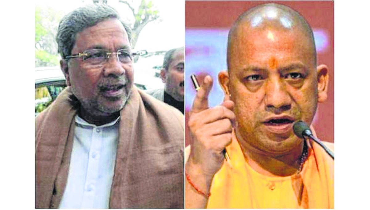 Don't lecture on development: Siddaramaiah to UP CM