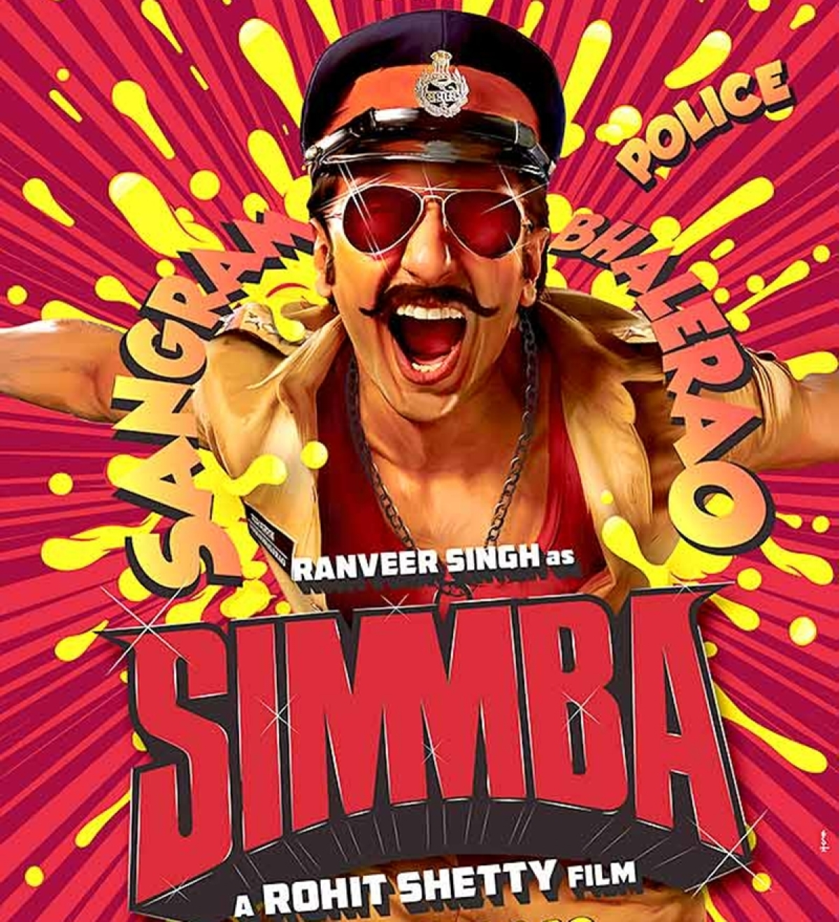 Ranveer Singh to start training for high-octane action sequences inSimmba