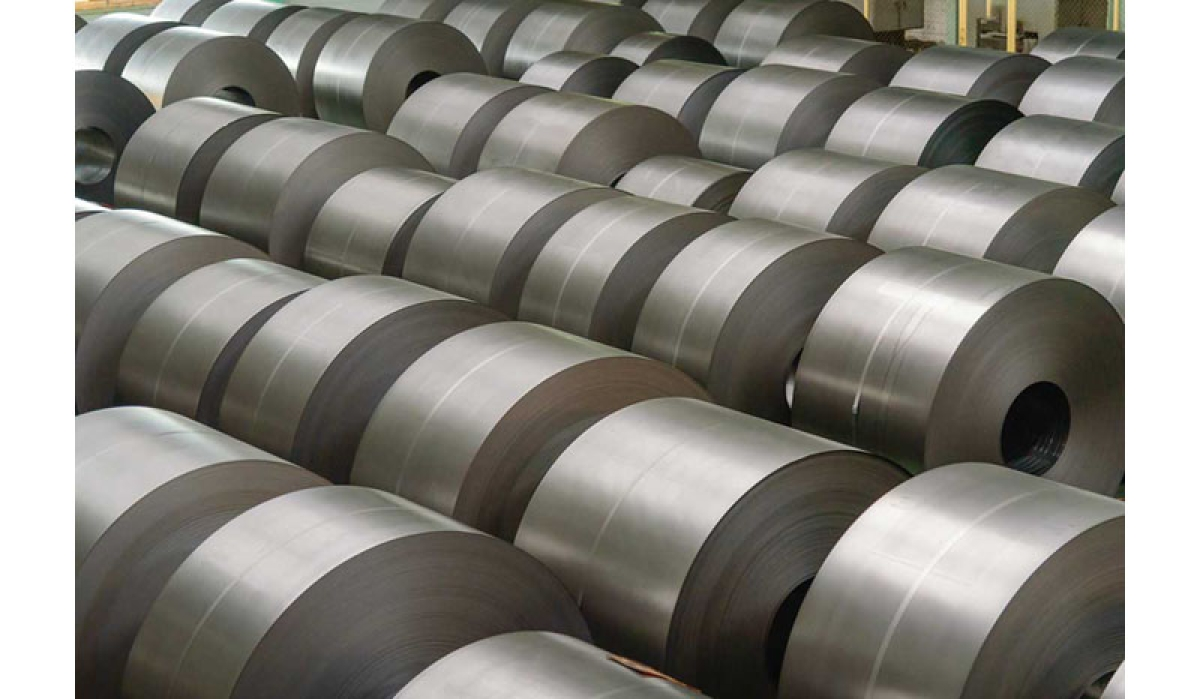 India's crude steel output falls 1.4 pc to 8.936 MT in Dec