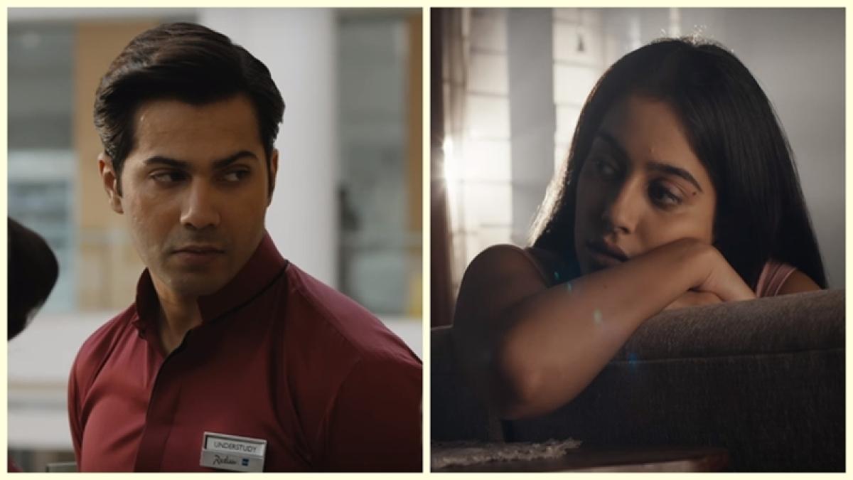 Watch! October song Theher Ja: Banita Sandhu as Shiuli falls for Varun Dhawan as Dan and his innocence