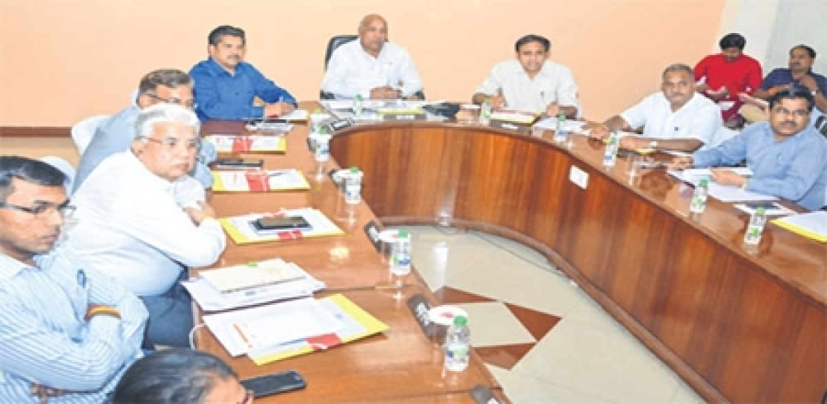 Ujjain: UDA passes budget for savings of Rs 220 lakh for 2018-19