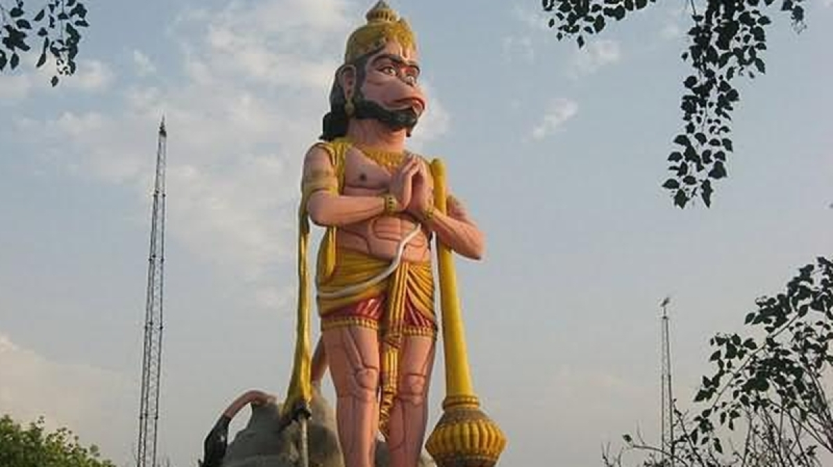 'Caste' of Lord Hanuman: Hindu seers slam politicians , says they have lost their 'mental balance'