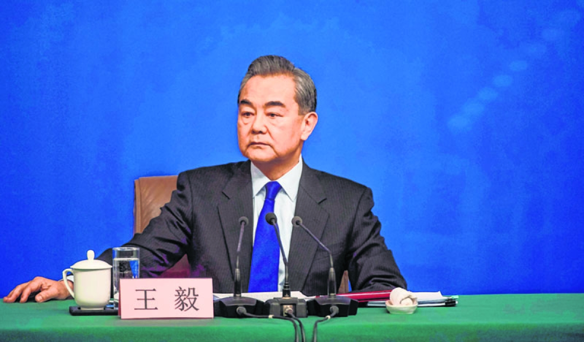 China gears up for next summit with India despite India's planned boycott of BRF: Chinese FM Wang Yi