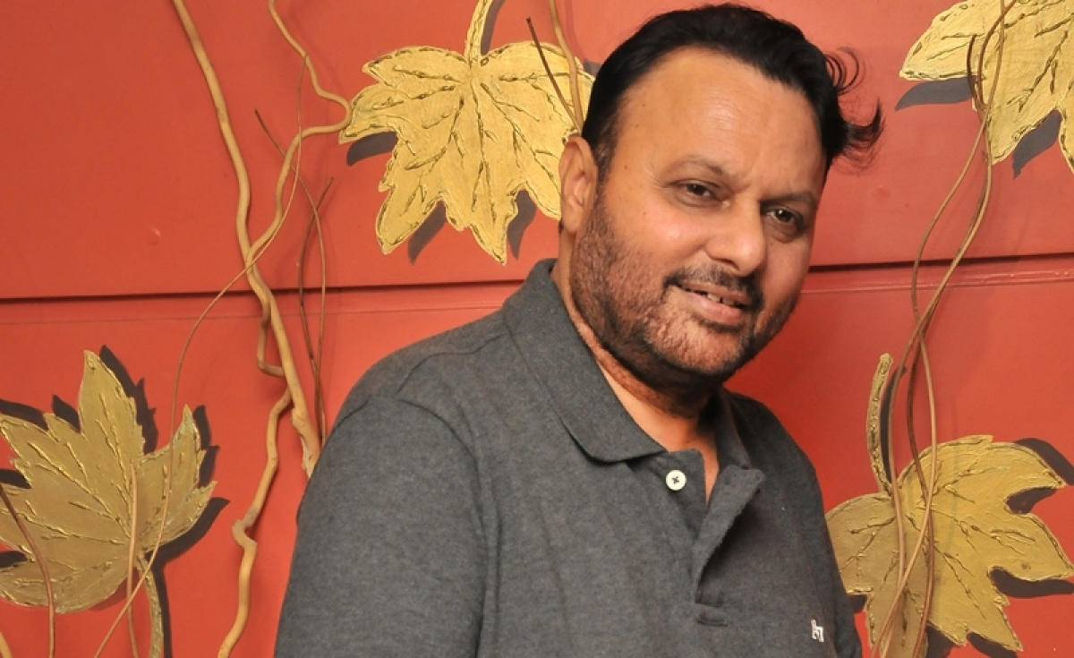 Anil Sharma: Film industry is a rife ocean, Utkarsh has just taken a plunge into it