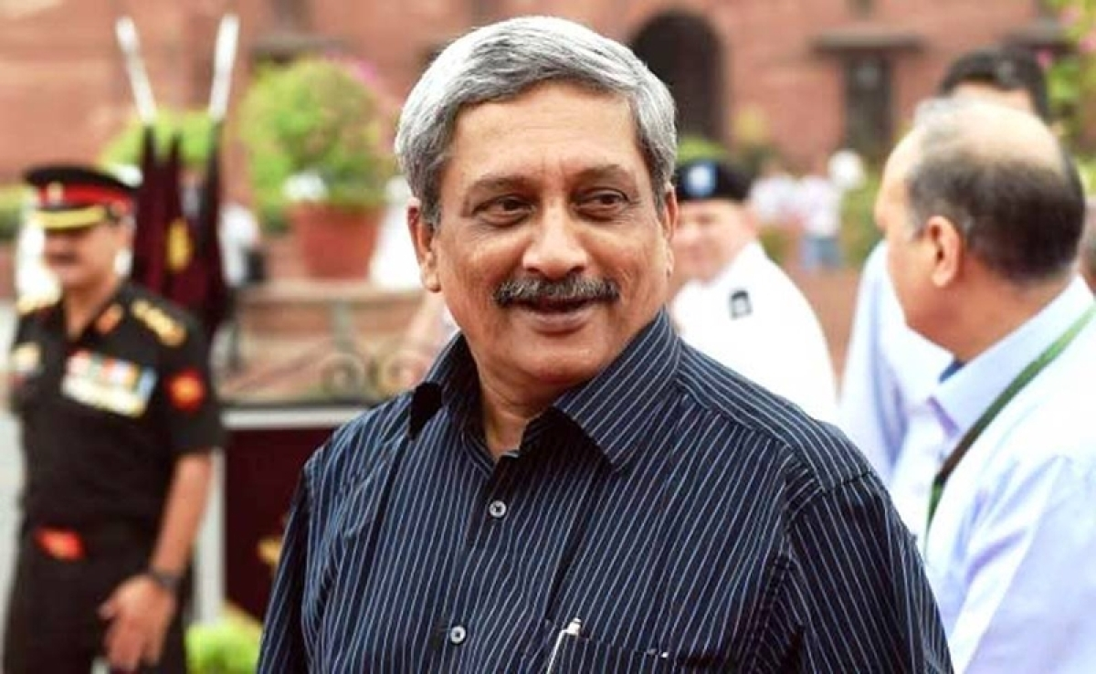 Manohar Parrikar to be cremated with State Honours at 5 pm today, 7-day mourning in Goa