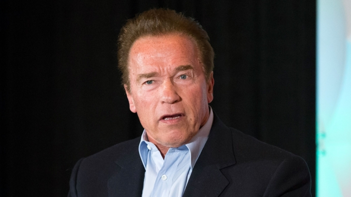 Hollywood star Arnold Schwarzenegger stable after open-heart surgery