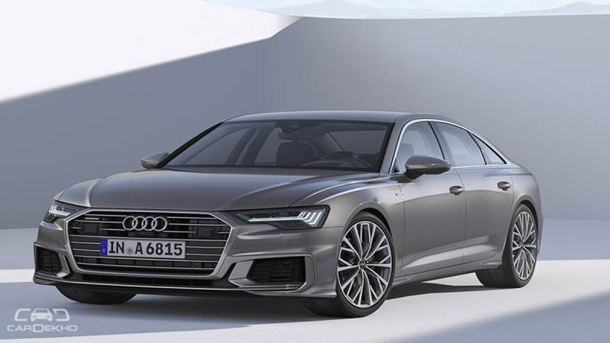India-bound 2019 Audi A6 – Here's What's New