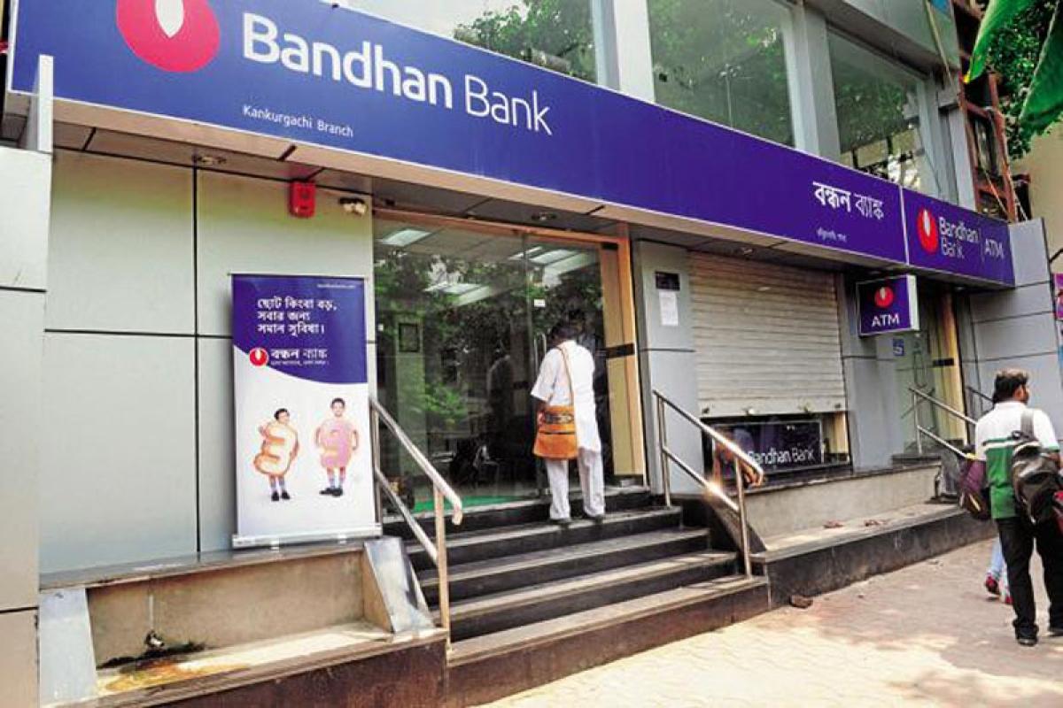 Bandhan Bank files for IPOto raise Rs 2,500 cr
