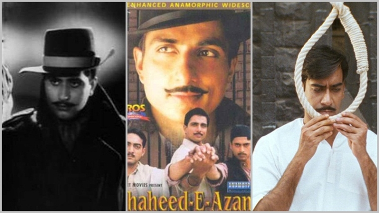 990618906 Bhagat Singh death anniversary: 7 movies based on the life of Bhagat Singh