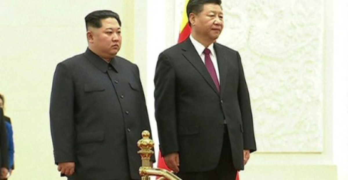 Kim seeks Xi's support ahead of meeting with Prez Trump