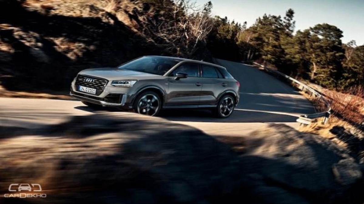 Audi Hints At A Sub-Q2 SUV Called The Q1