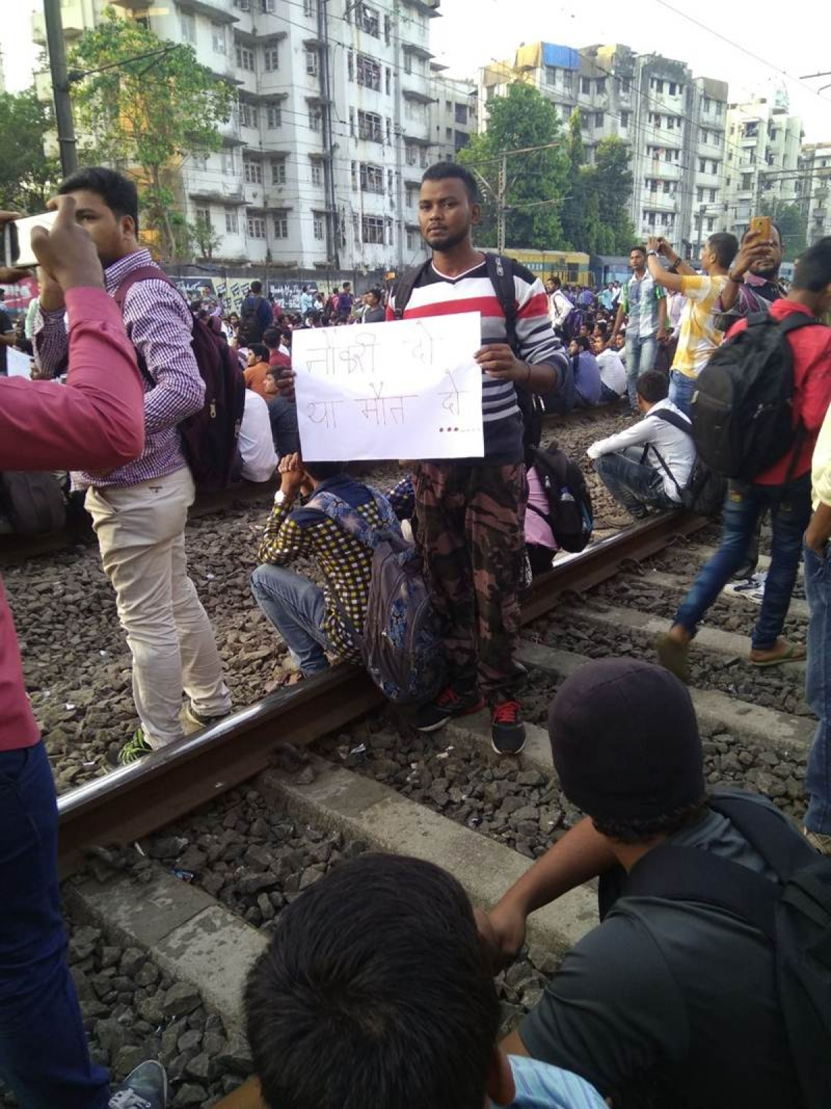 Mumbai Rail Roko Updates: Students' protest called off; 2 alleged accused arrested