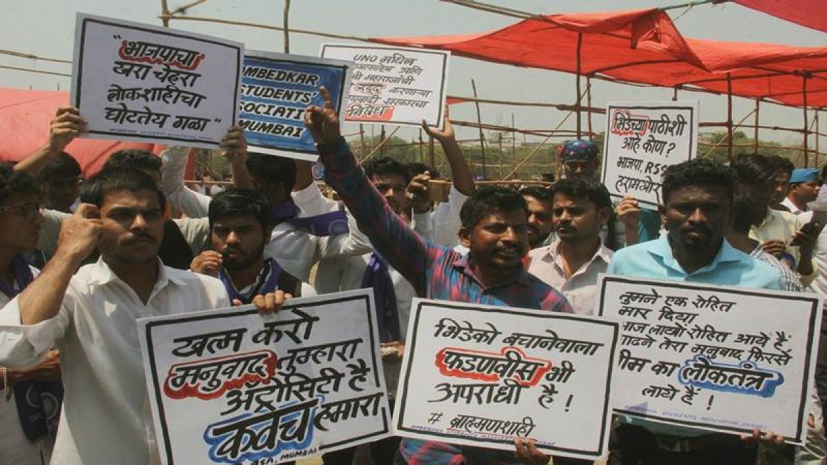 Maharashtra cops crack down on 'urban Maoist sympathisers'