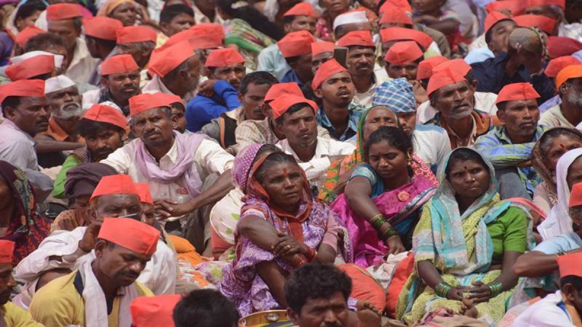 Maharashtra farmers to protest over 'unresolved' demands from June 1
