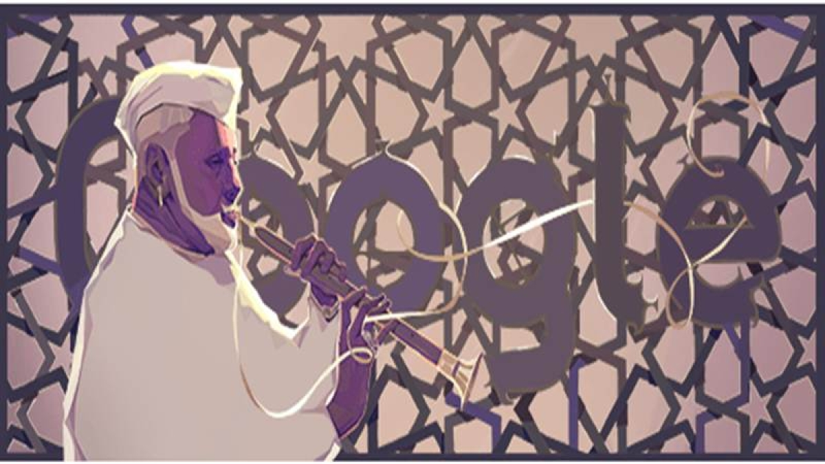 Google celebrates Ustad Bismillah Khan's 102nd birthday