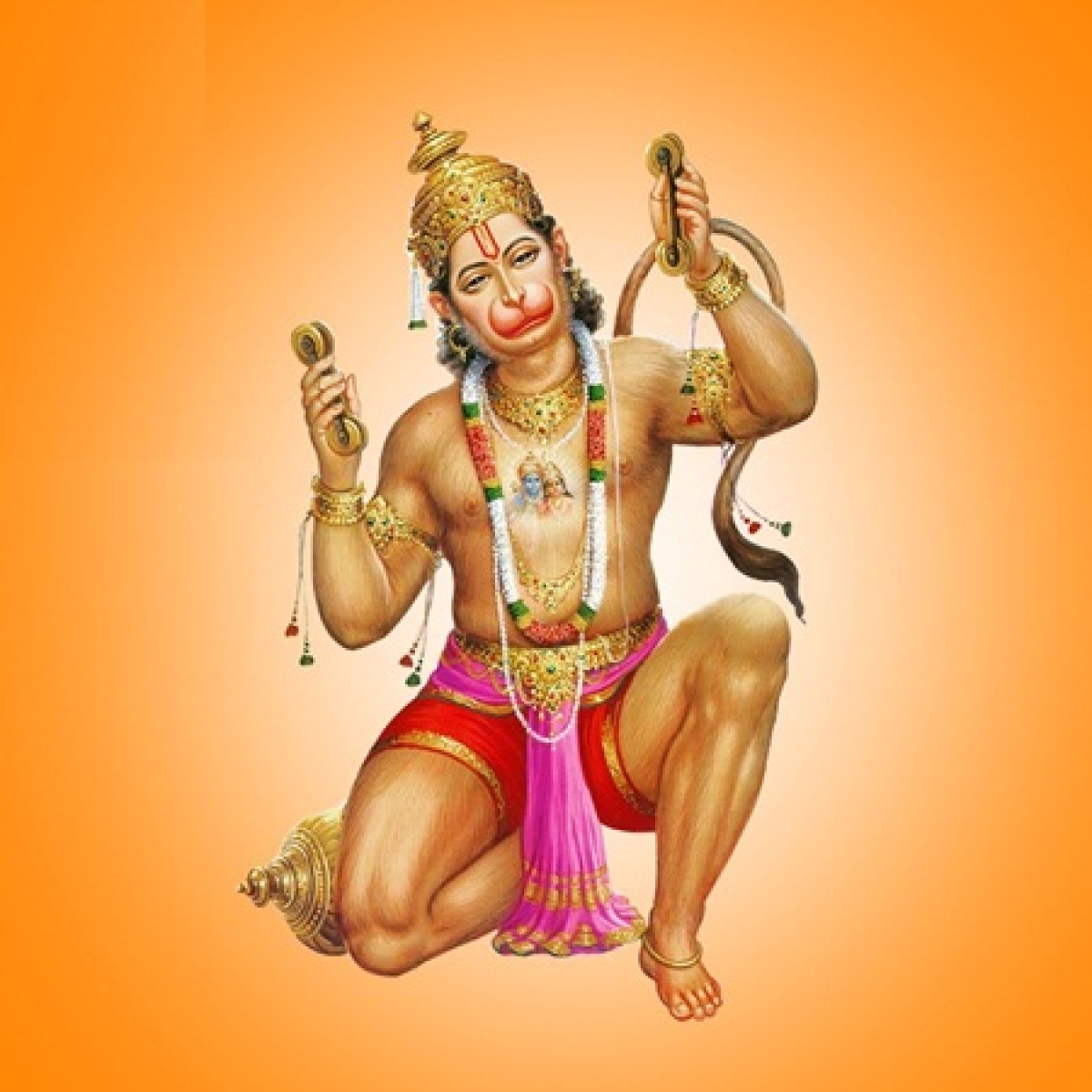 Inauguration next year; Lord Hanuman's 72-foot-high octa-metal statue built in Indore